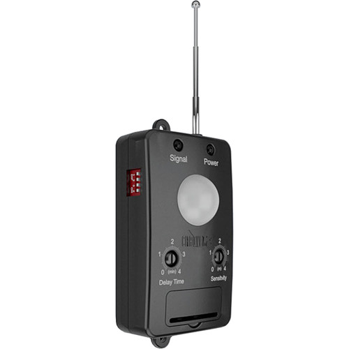 CHAUVET DJ Motion Sensor with Wireless Transmitter for Motion Activation of Select Foggers