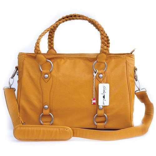 Cheeky Lime Livy Shoulder Bag (Mustard)