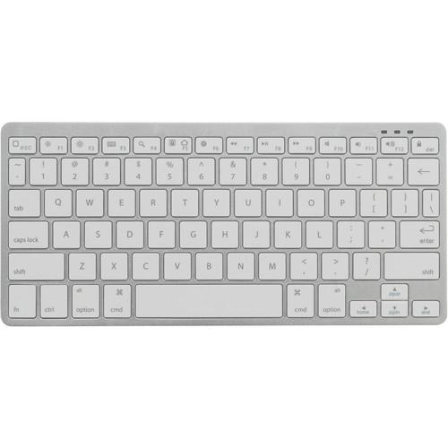 Chester Creek TrekKeys Wireless Bluetooth Keyboard (Silver)