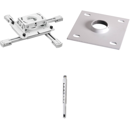 Chief Ceiling Projector Mounting Kit (White)