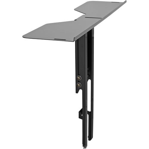 """Chief FCA503 Fusion Upper Video Conference Shelf (24"""" / 61 cm, Black)"""