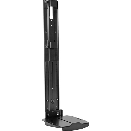 """Chief FCA810 Fusion Above/Below Shelf for Fusion Mounts (Black, 8"""")"""