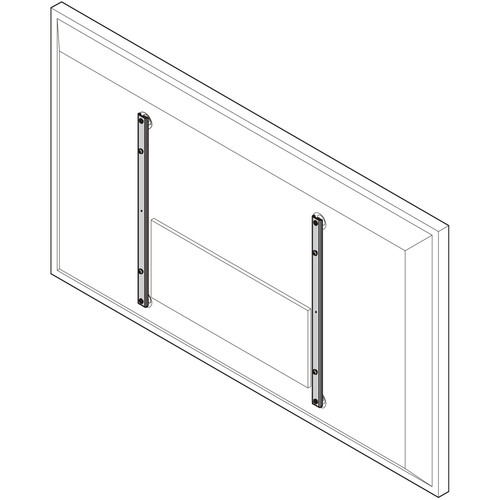 Chief FHB3036 Flat Panel Interface Bracket (Black)