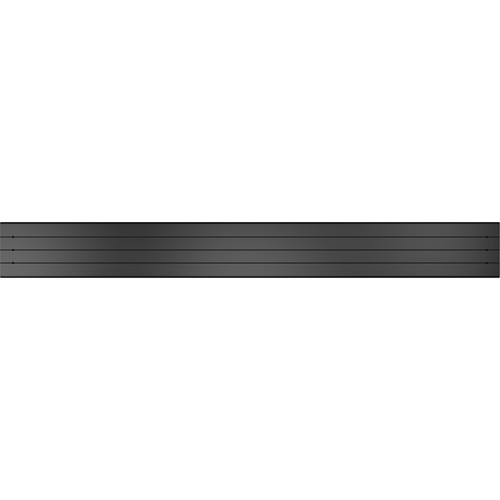 "Chief Fusion Horizontal Row (48"", Black)"