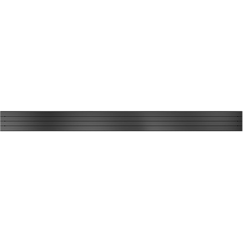 "Chief Fusion Horizontal Row (72"", Black)"