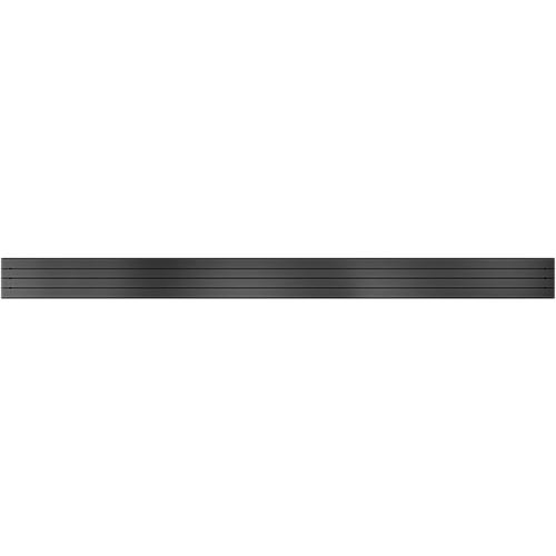 "Chief Fusion Horizontal Row (96"", Black)"