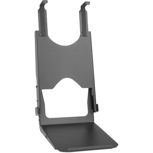 Chief Custom Interface Bracket and Shelf Assembly for K2C100 KONTOUR Desk Solution (Black)