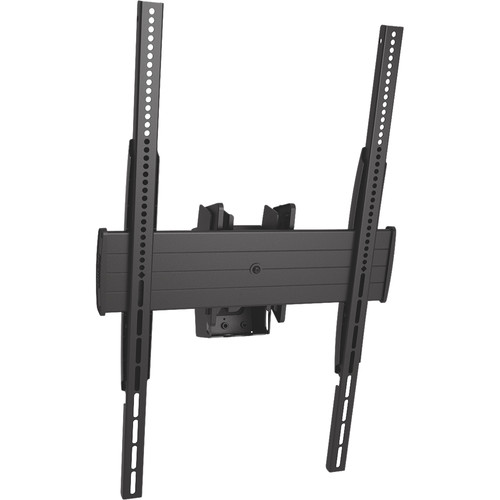 Chief Fusion Series LCM1UP Large Portrait Single Flat Panel Ceiling Mount (Black)