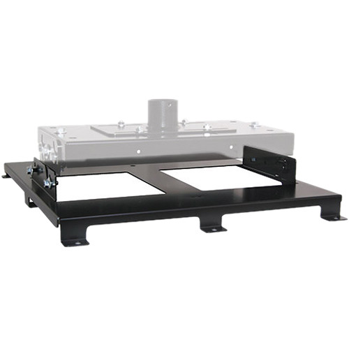 Chief Custom VCM Interface Bracket for Select Projectors (Black)