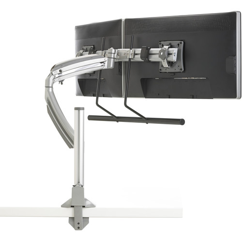 Chief K1C22HS Kontour K1C Dynamic Column Mount for 2 Monitors (Silver)