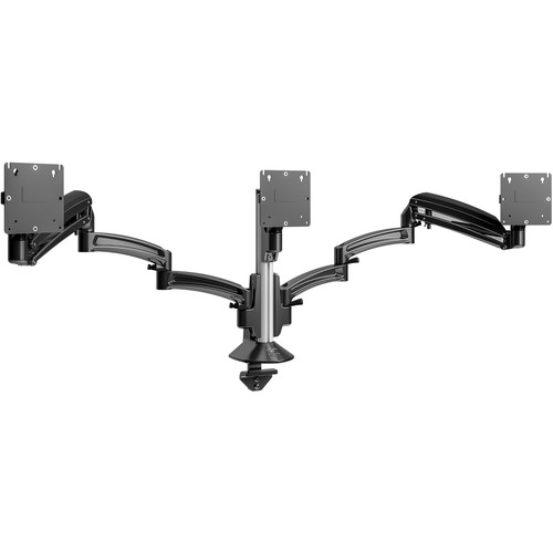 Chief Kontour K1C Triple 3x1 Monitor Dynamic Column Mount (Black)