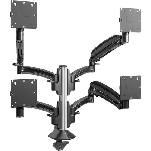 Chief Kontour K1C Quad 2x2 Monitor Dynamic Column Mount (Black)