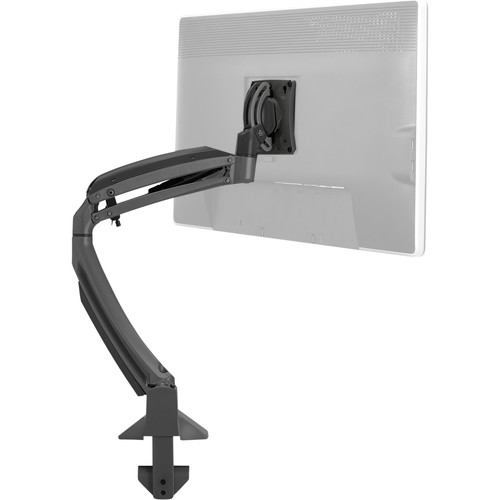 Chief K1D120B Kontour K1D Dynamic Desk Clamp Mount, 1 Monitor (Black)