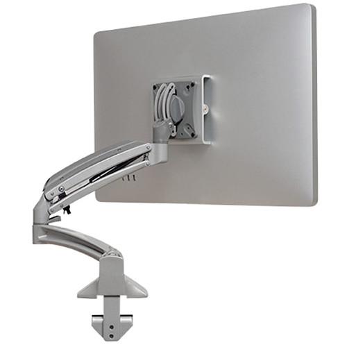 Chief Kontour K1D Reduced Height Dynamic Desk Mount (Silver)