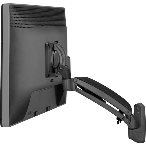 Chief K1W110B Kontour K1W Dynamic Height-Adjustable Desk Wall Mount (Black)