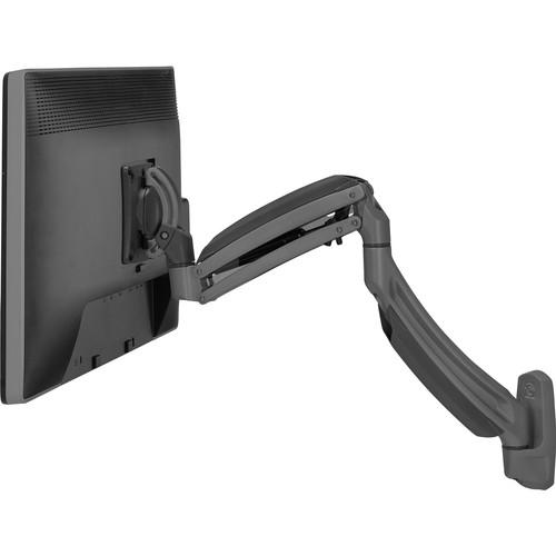 Chief K1W120B Kontour Dynamic Height-Adjustable Wall Mount (Black)