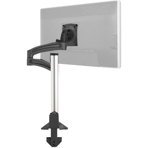 Chief Kontour K2C120B Articulating Column Single-Monitor Desk Mount (Black)