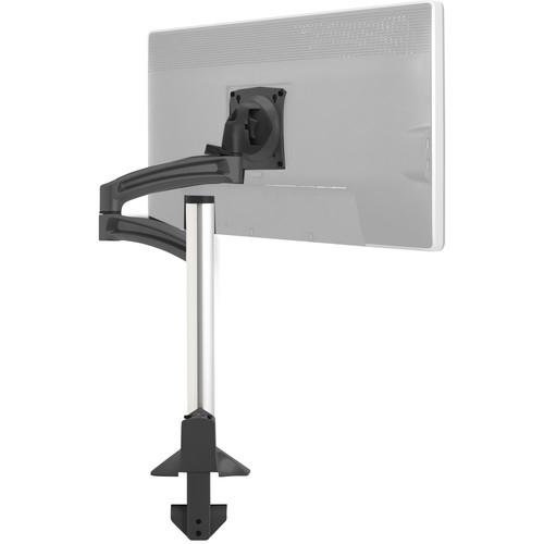 Chief Kontour K2C120B Articulating Column Single-Monitor Desk Mount (Black)