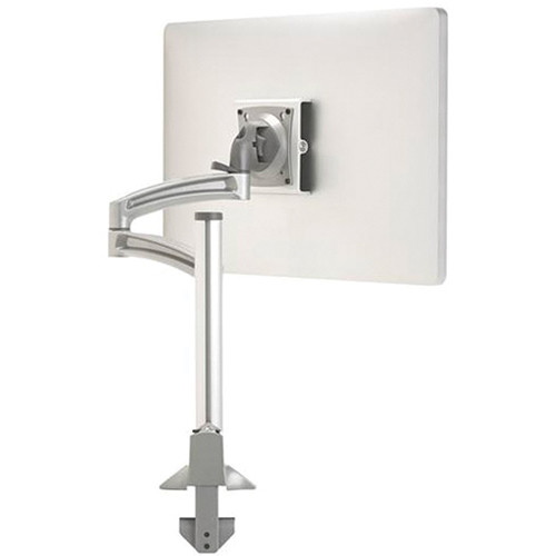 Chief K2C120SXF1 Kontour Articulating Column Mount with OFB215S Steelcase FrameOne Interface (Silver, 1 Monitor)