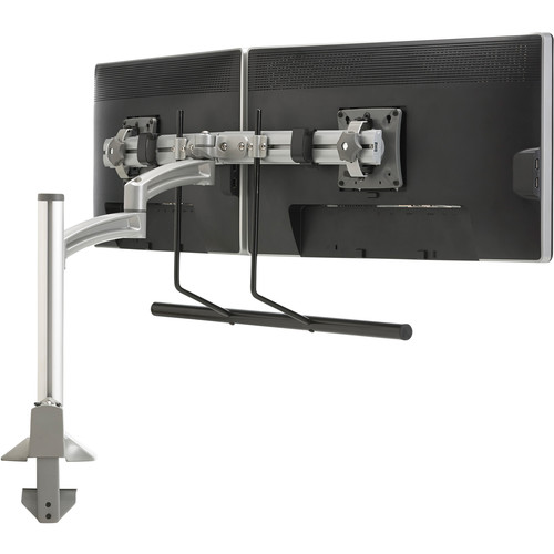 Chief K2C22HS Kontour K2C Articulating Column Mount for Dual Monitor Array (Silver)