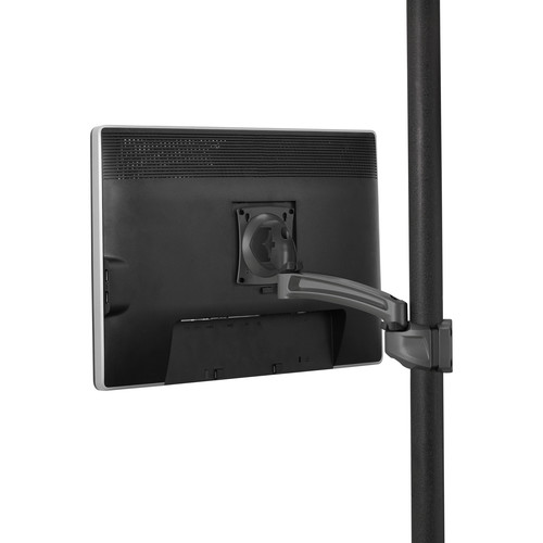 Chief K2P110B Kontour Articulating Pole Mount for Single Monitor (Black)