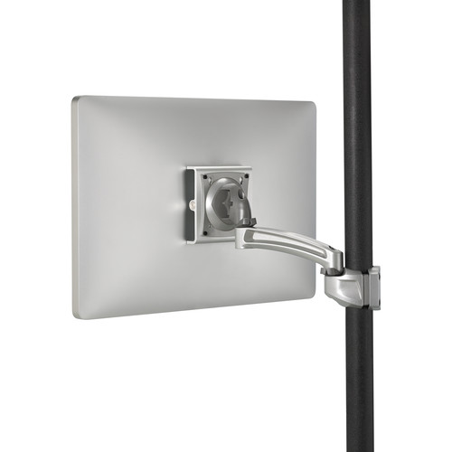 Chief K2P110S Kontour Articulating Pole Mount for Single Monitor (Silver)