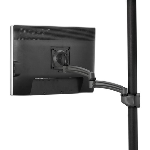 Chief K2P120B Kontour Articulating Pole Mount for Single Monitor (Black)