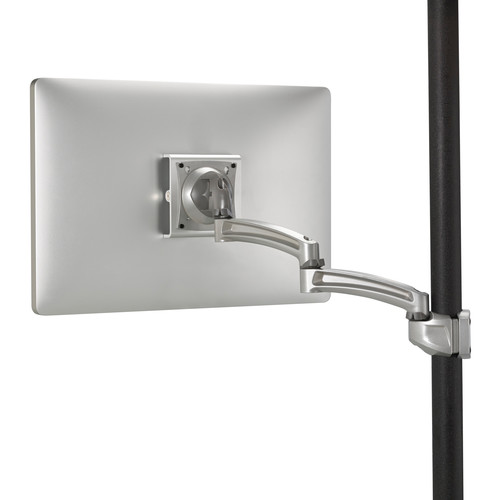 Chief K2P120S Kontour Articulating Pole Mount for Single Monitor (Silver)