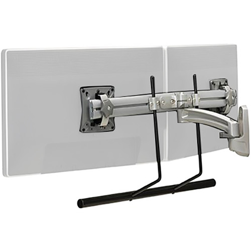 Chief K2 Dual-Display Swing Arm Wall Mount (Silver)