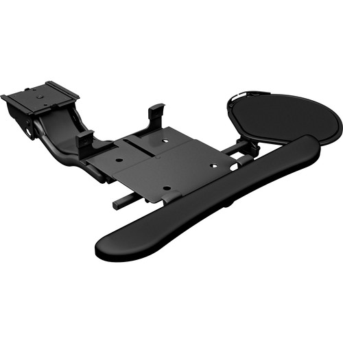 Chief S2S  Keyboard Clamp + Tilt/Swivel Mouse Tray