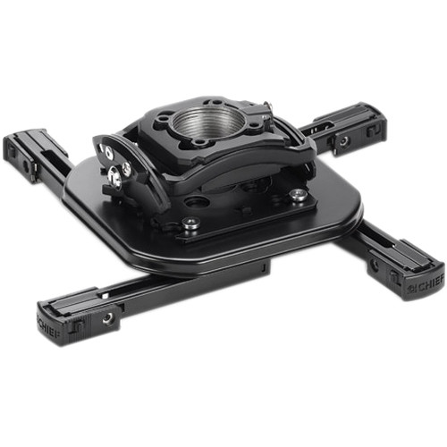 Chief Universal Projector Ceiling Mount Kit (Black)