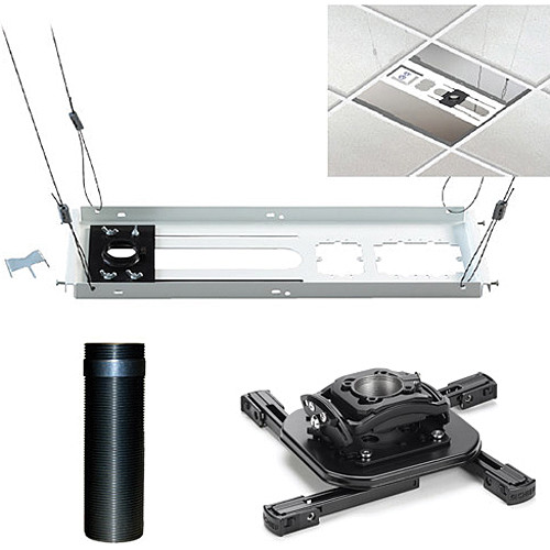 Chief KITMZ006 Projector Ceiling Mount Kit (Black)