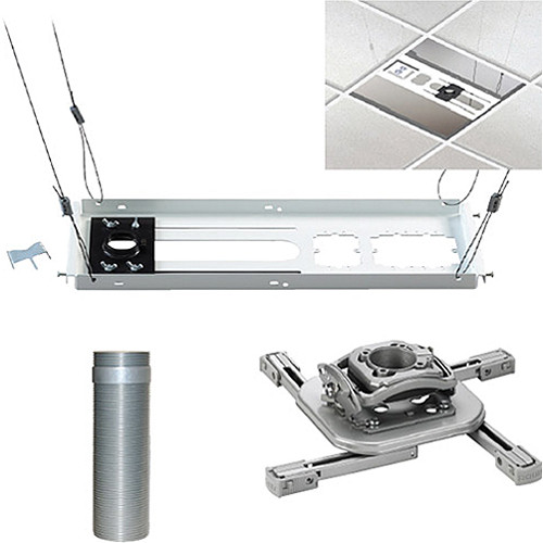 Chief KITMZ006S Projector Ceiling Mount Kit (Silver)