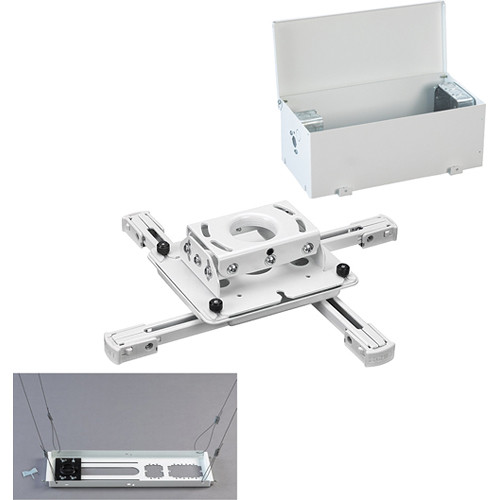 Chief KITPS000P Projector Ceiling Mount Kit (White)