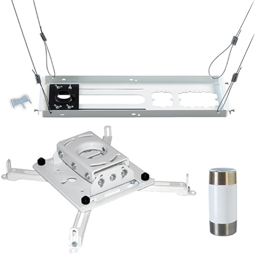 Chief KITPS006W Ceiling Mount Kit for Projectors (White)