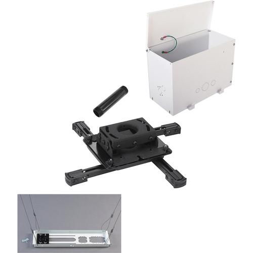 Chief KITPS006PB Universal Projector Mount Kit (Black)