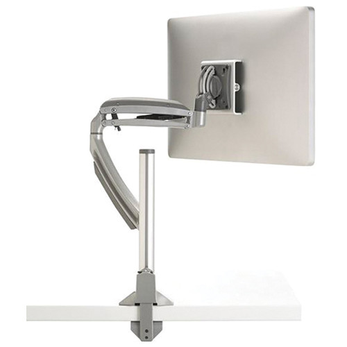 Chief Kontour K1C120SXF1 Dynamic Height-Adjustable Column Mount with Steelcase FrameOne Interface (Silver)