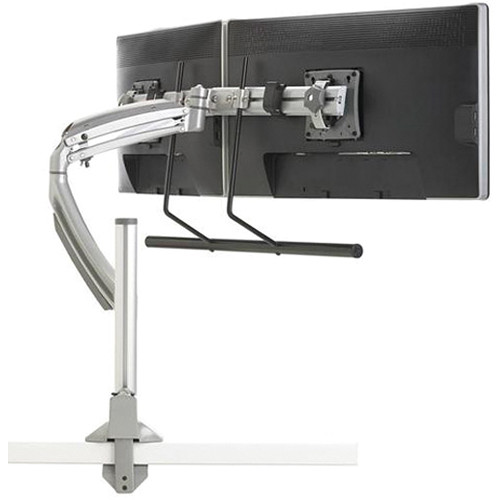 Chief Kontour K1C22HSXF1 Dynamic Height-Adjustable Column Mount with Steelcase FrameOne Interface (Silver)