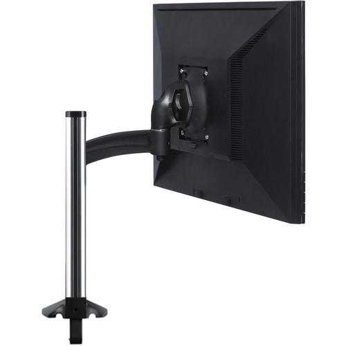 Chief Kontour K2C110B Articulating Column Single-Monitor Desk Mount (Black)
