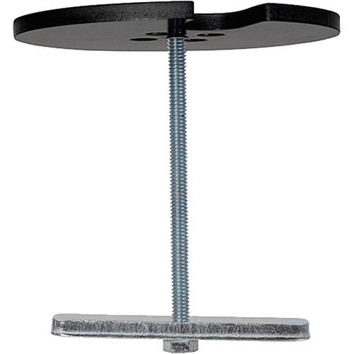 Chief Kontour KRA226 Center-of-Table Grommet Plate (Black)