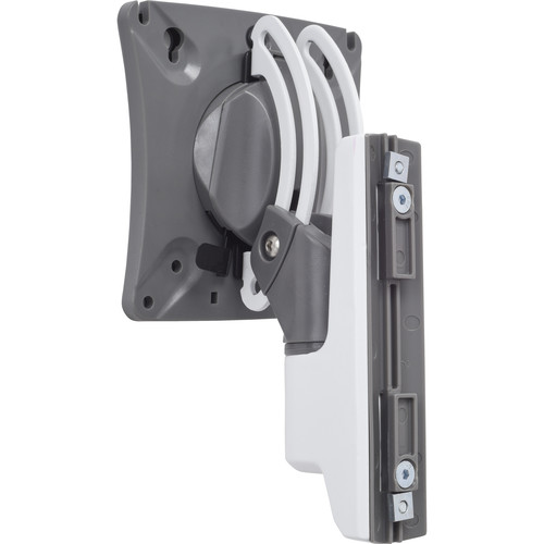 Chief K1C and K2C Column Mounted Extreme Tilt Head Accessory (White/Black)