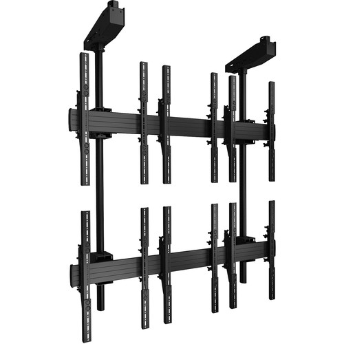 Chief FUSION Portrait Micro-Adjustable Ceiling Mount for Video Wall Solutions (3 x 2)