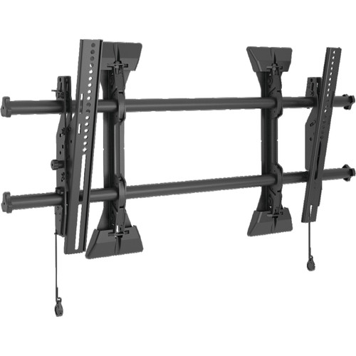 "Chief Fusion LTM1U-G Micro-Adjustable Tilt Wall Mount for 37 to 63"" Displays"