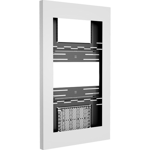 "Chief Wall Display Enclosure Portrait 49"" (White)"