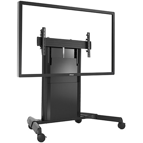 Chief Fusion Dynamic Height-Adjustable Mobile Cart (Medium)