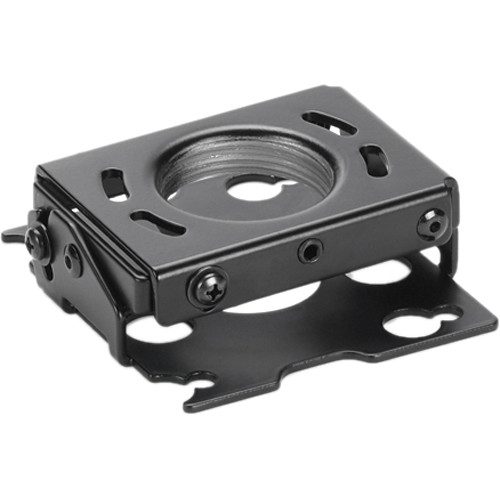 Chief Mini RPA Ceiling Projector Mount with SSB353 Interface Bracket (Black)