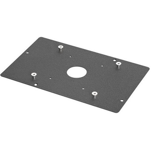 Chief SLM353 Custom Projector Interface Bracket for RPM Projector Mount (Black)