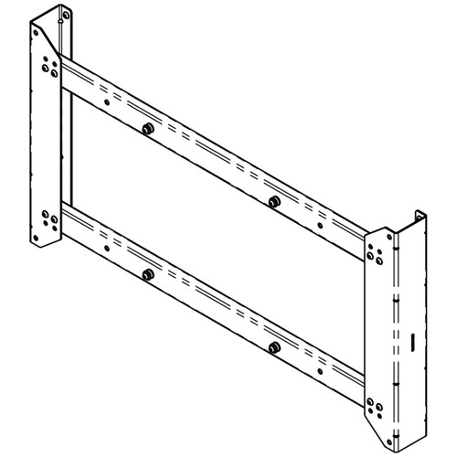 """Chief PSBO-2086 Outdoor Large Flat Panel Interface Bracket for Samsung 46"""" Monitor"""