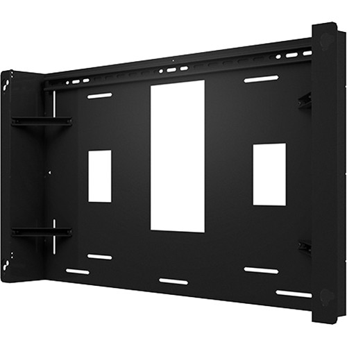 Chief Outdoor Landscape/Portrait Fixed Wall Mount for the Samsung OH46F