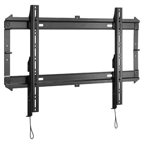 "Chief RLF2-G Large FIT Fixed Wall Mount for 32 to 72"" Displays (Black, TAA-Compliant)"